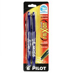 Pilot Frixion Ball Erasable Gel Pen - 0.7mm - Blue