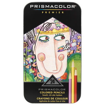 Prismacolor Colouring Pencils - Premium - 24's