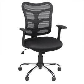 London Drugs Mid Back Office Chair - Black
