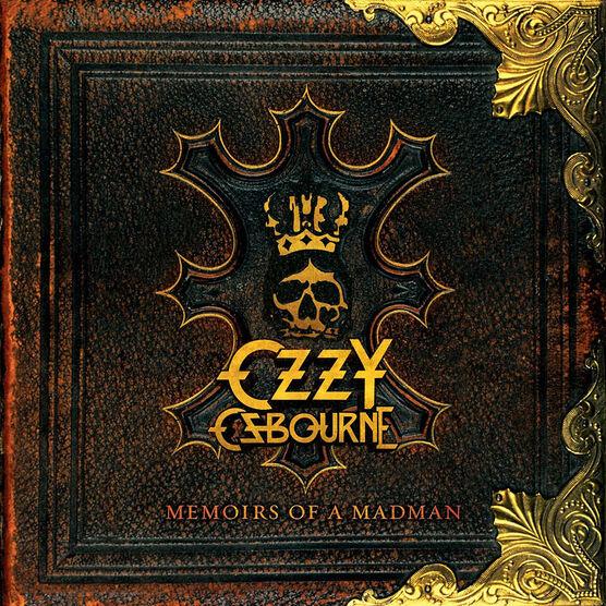 Ozzy Osbourne - Memoirs Of A Madman - CD