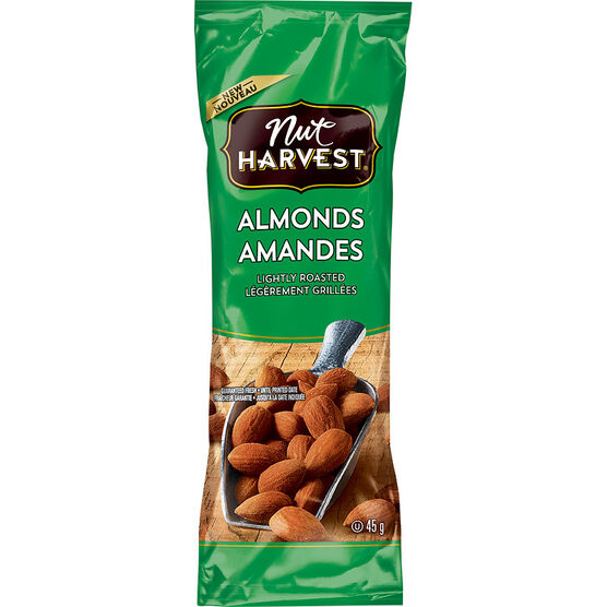 Nut Harvest Almond - Roasted - 45g
