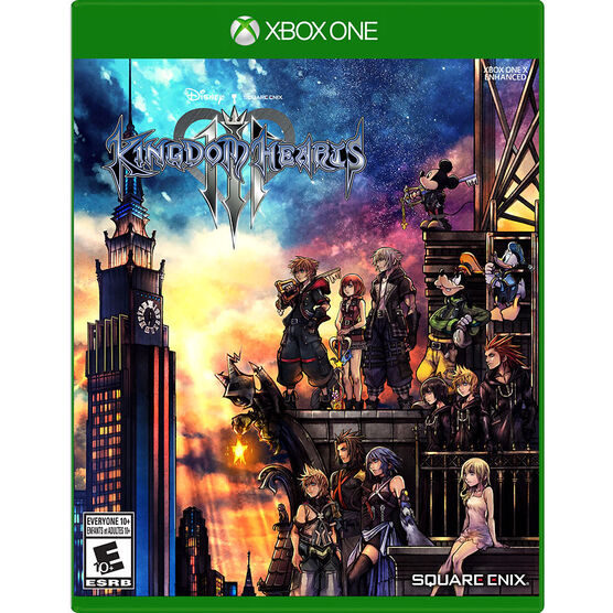 PRE-ORDER: Xbox One Kingdom Hearts III