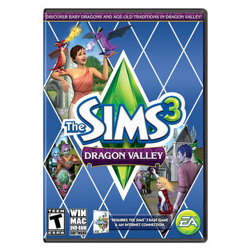 The Sims 3: Dragon Valley