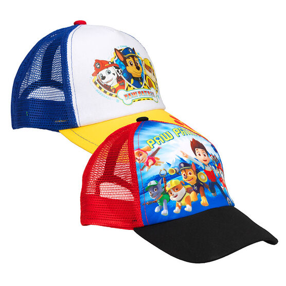 Paw Patrol Baseball Cap - Assorted - 4-6X