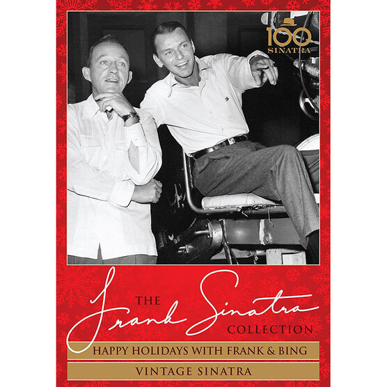 Happy Holidays with Frank and Bing - DVD