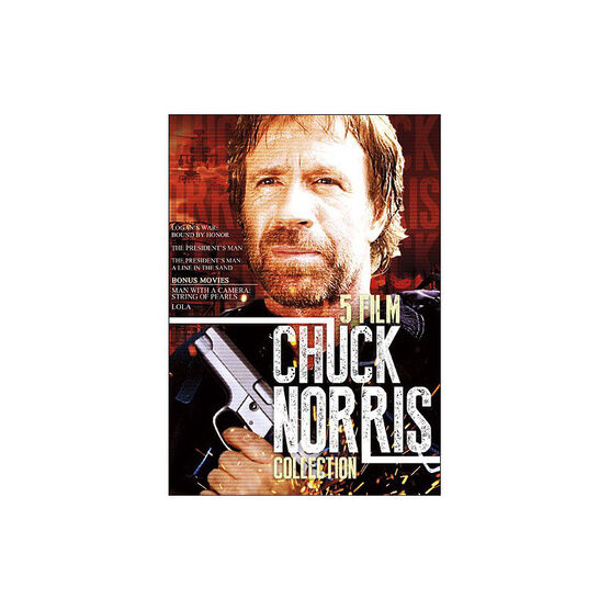 Chuck Norris Collection - DVD