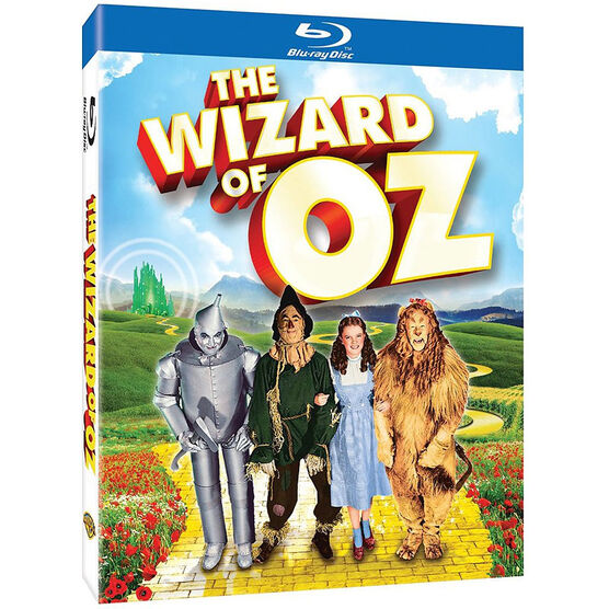 Wizard of Oz: 75th Anniversary Edition - Blu-ray Disc