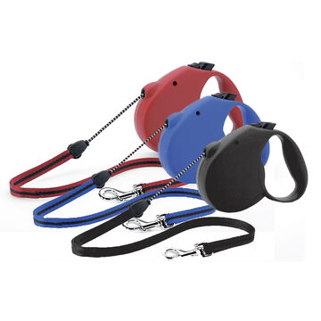 Flexi Retractable Dog Leash - Medium - Assorted