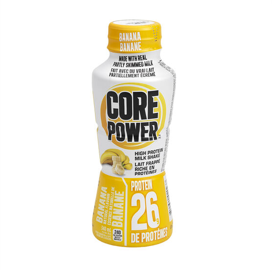 Core Power High Protein Milk Shake - Banana - 340ml