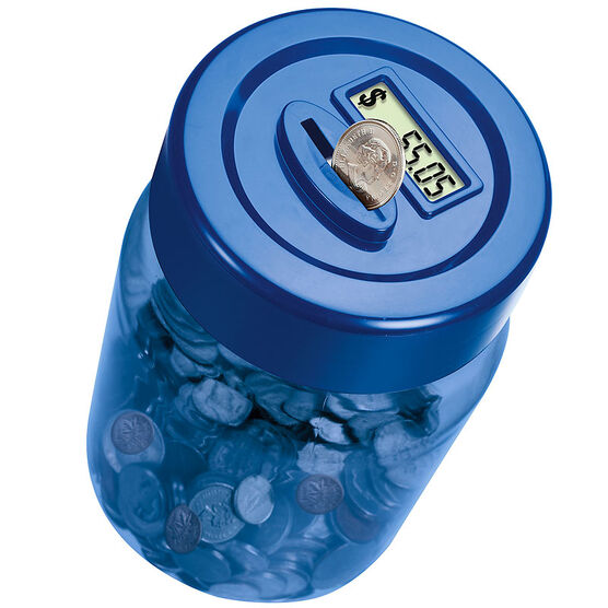 Perfect Solutions Coin Counting Bank - SG3669LD16
