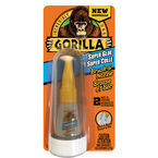 Gorilla Super Glue with Brush -  7510101