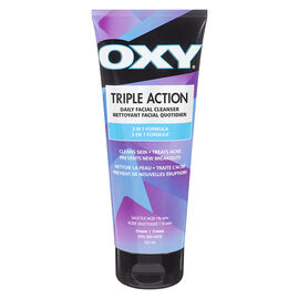 Oxy Triple Action Daily Facial Cleanser - 162ml