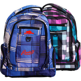 Roots Backpack with Front Organizer - Assorted