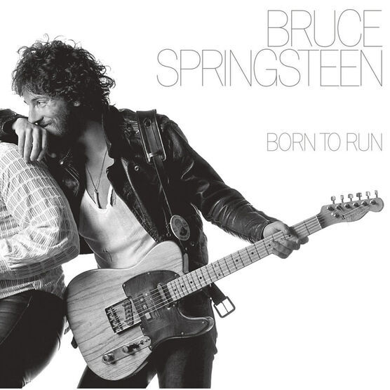 Bruce Springsteen - Born To Run - CD