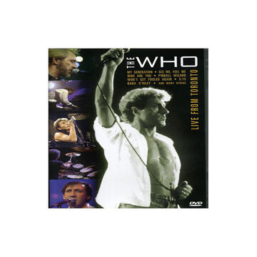 The Who: Live in Toronto - DVD