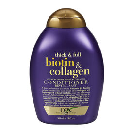 OGX Thick & Full Conditioner with Biotin & Collagen - 385ml