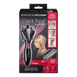 Conair Infiniti Pro Quick Twist Braid Maker - CD205C