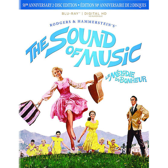 The Sound of Music - Blu-ray