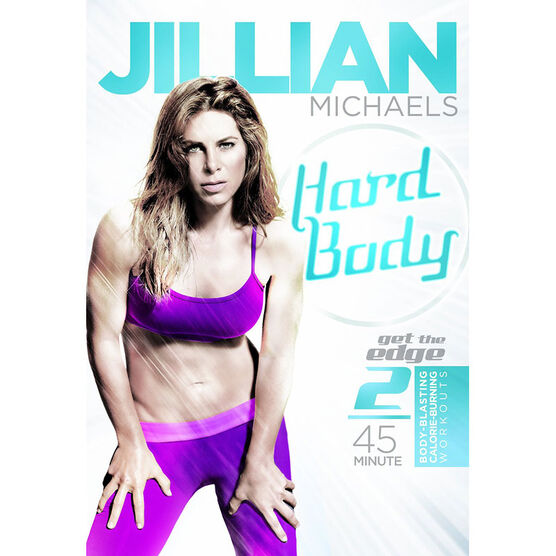 Jillian Michaels Hard Body - DVD