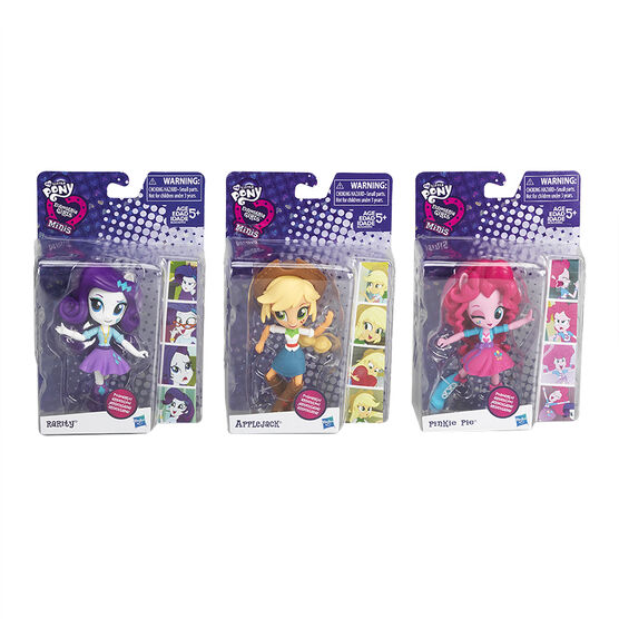 My Little Pony Equestria Girls Minis - Assorted