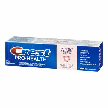 Crest Pro-Health Enamel Shield Toothpaste - Fresh Mint - 125ml
