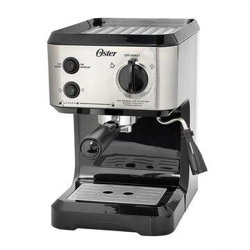 Oster Pump Espresso Maker - Black & Stainless Steel - BVSTECMP55-033