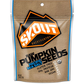 Skout Pumpkin Seeds - Sea Salt - 70g