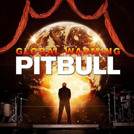 Pitbull - Global Warming - Explicit Lyrics - CD