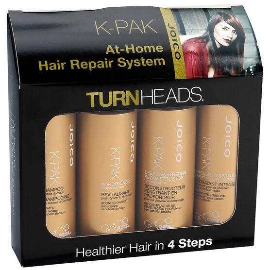 Joico K-Pak at Home Hair Repair System 4 x 100ml