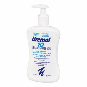 Uremol 10 Urea 10% Skin Relief Moisturizing Lotion - 250ml