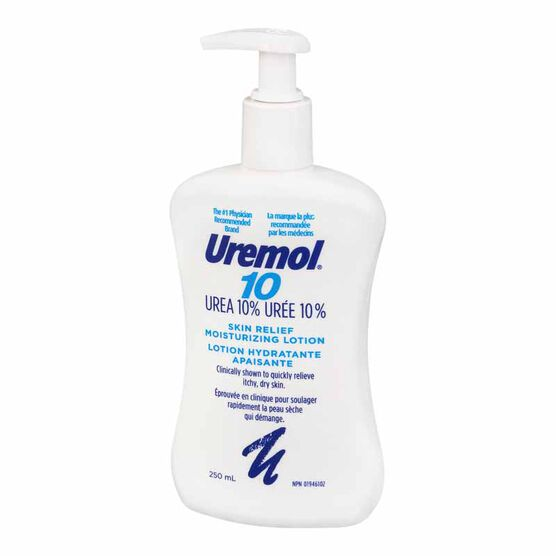 Uremol 10 Urea 10% Skin Relief Moisturizing Lotion - 250ml