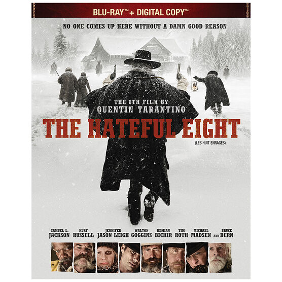 The Hateful Eight - Blu-ray