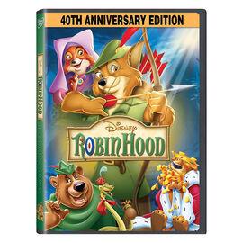 Robin Hood: 40th Anniversary Edition - DVD