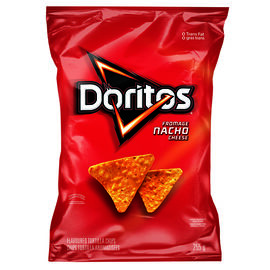 Doritos Tortilla Chips- Nacho Cheese - 255g