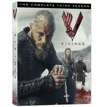 Vikings: Season 3 - DVD