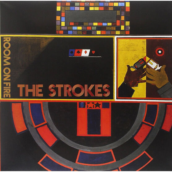 Strokes, The - Room on Fire - Vinyl
