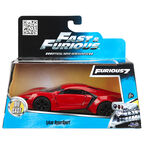 Fast & Furious Die Cast Vehicles - 1:32 Scale - Assorted