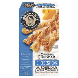 John WM. Macy's CheeseSticks - Original Cheddar - 113g