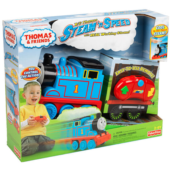 Fisher-Price Steam 'n Speed Thomas - T3431