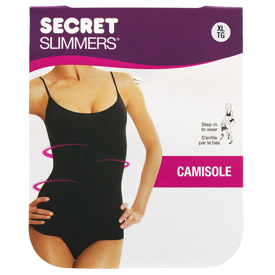 Secret Slimmers Thin Strap Camisole
