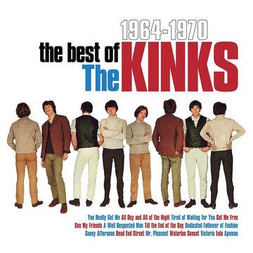 The Kinks - The Best Of The Kinks 1967-1970 - Vinyl