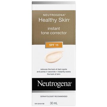Neutrogena Healthy Skin Instant Tone Corrector - SPF 15 - 30ml
