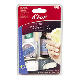 Kiss Professional Acrylic Sculpture Kit