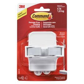 Command™ Broom Gripper - Single