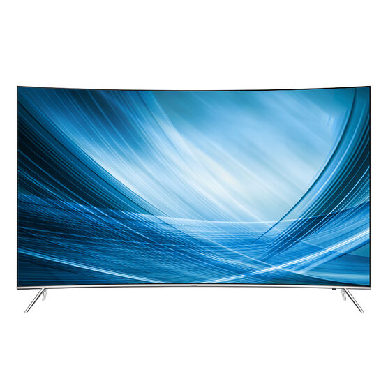 "Samsung 55"" Curved 4K SUHD Smart TV - UN55KS8500FXZC"