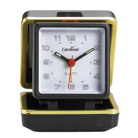Cardinal Analog Travel Alarm