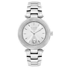 Versace Versus Brick Lane Ladies Watch - Silver - S71010016