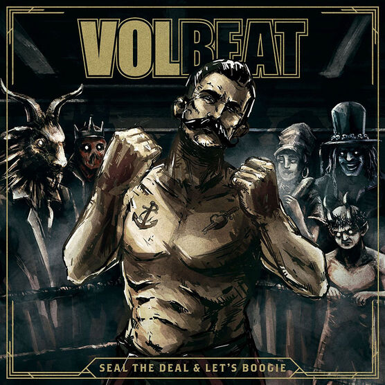 Volbeat - Seal The Deal & Let's Boogie - CD