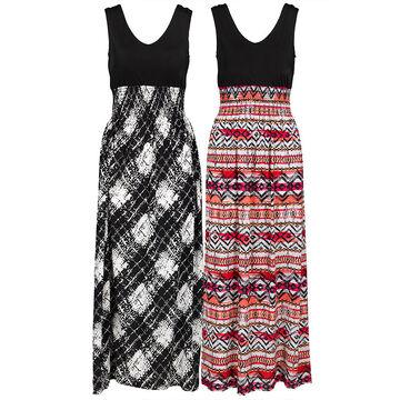 Guilty Maxi Dress - Assorted
