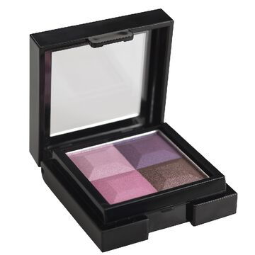 Marcelle Eyeshadow Quad - Ultraviolets